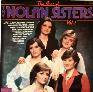 Nolan Sisters (‎The) – The Best Of The Nolan Sisters Vol. 1 (LP) (EX-/VG-)